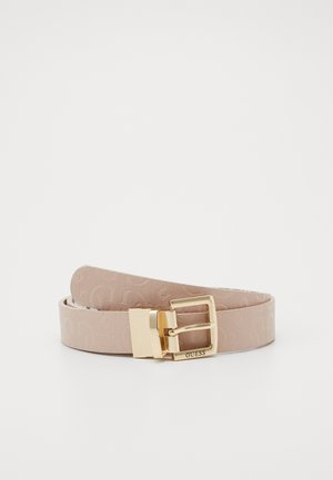 CHIC SHINE PANT BELT - Pásek - blush
