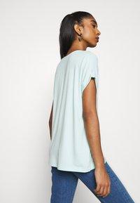 ONLY - ONLMOSTER ONECK - Basic T-shirt - honeydew - 4