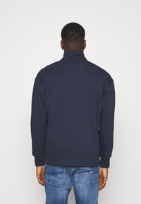 Tommy Jeans - SOLID TRACK JACKET - Zip-up hoodie - blue - 2