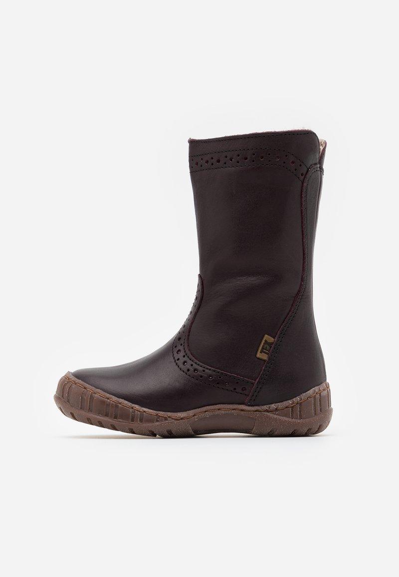 Bisgaard - FREDERIKKE - Zimní obuv - bordeaux