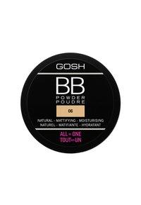 Gosh Copenhagen - BB POWDER - BB crème - 06 warm beige - 1