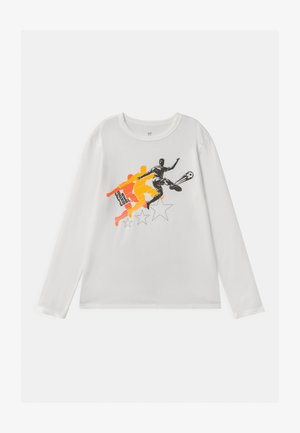 BOY - Langærmede T-shirts - new off white