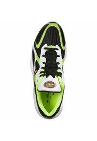 Nike Sportswear - Sneakers - black/volt-habanero red-white - 1