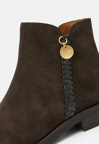 See by Chloé - LOUISE - Ankle boots - tan - 4