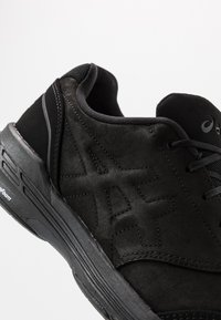 ASICS - GEL-ODYSSEY - Walking trainers - black - 5