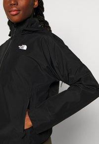 The North Face - W ARQUE ACTIVE TRAIL FUTURELIGHT JACKET - Hardshell jacket - black - 5