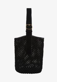 By Malene Birger - LIV BUCKET - Handbag - black solid - 5