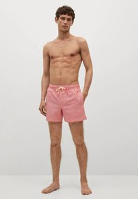 Mango - Swimming shorts - red - 0