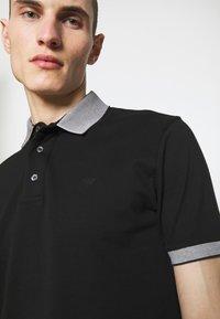 Emporio Armani - Polo shirt - black - 5