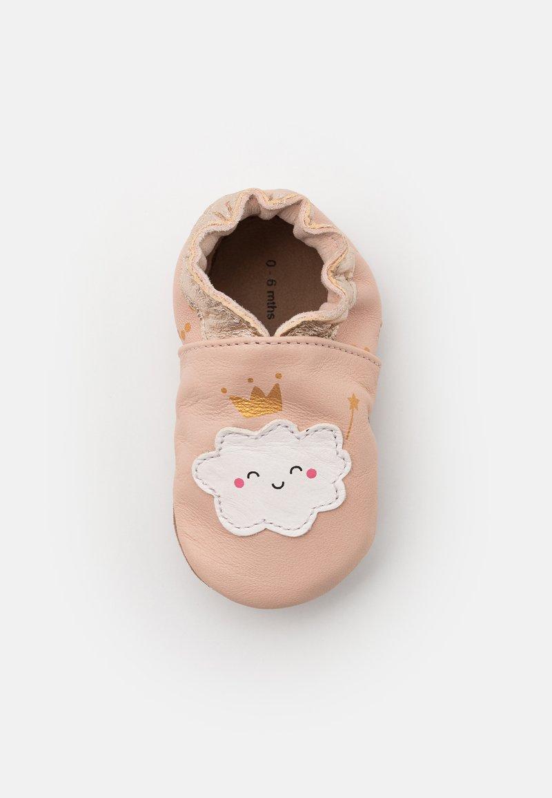 Robeez - PRINCESS CLOUD - First shoes - rose clair