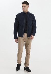 Solid - Light jacket - insignia blue - 1