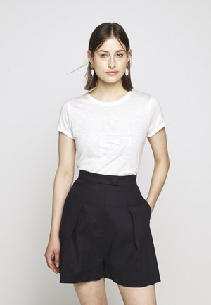 GRAPHIC - T-shirt con stampa - white
