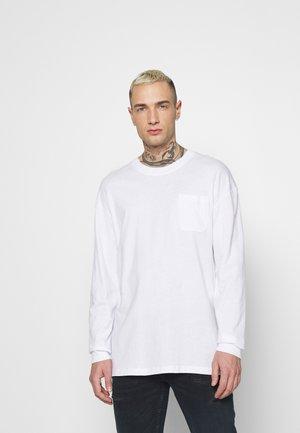 JORBRINK - Long sleeved top - white