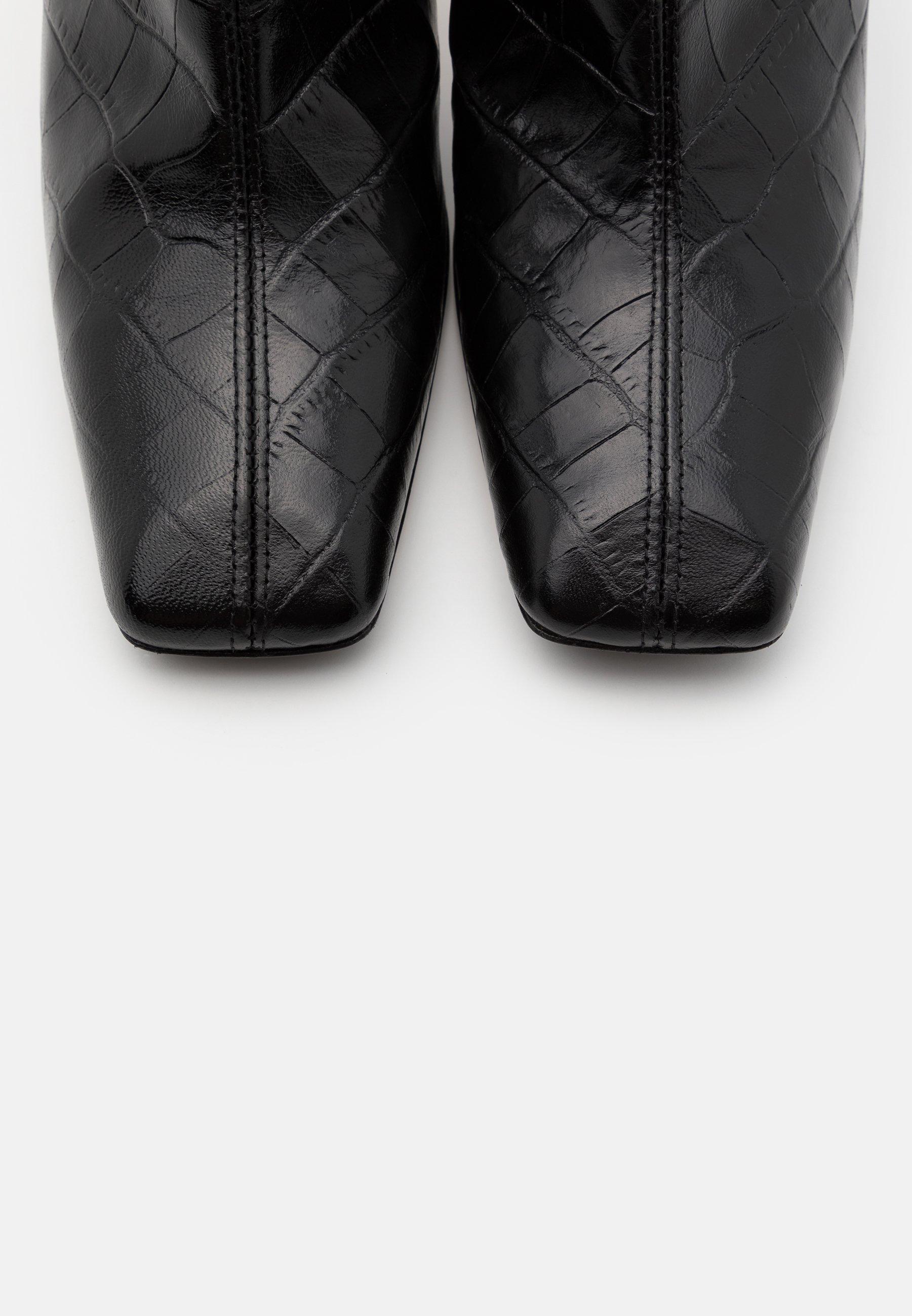 MIISTA MARCELLE High Heel Stiefelette black/schwarz