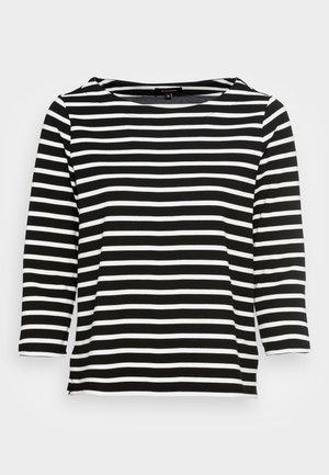 SLEEVE - Print T-shirt - black multi