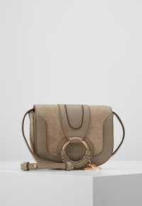 See by Chloé - HANA MINI - Across body bag - motty grey - 0