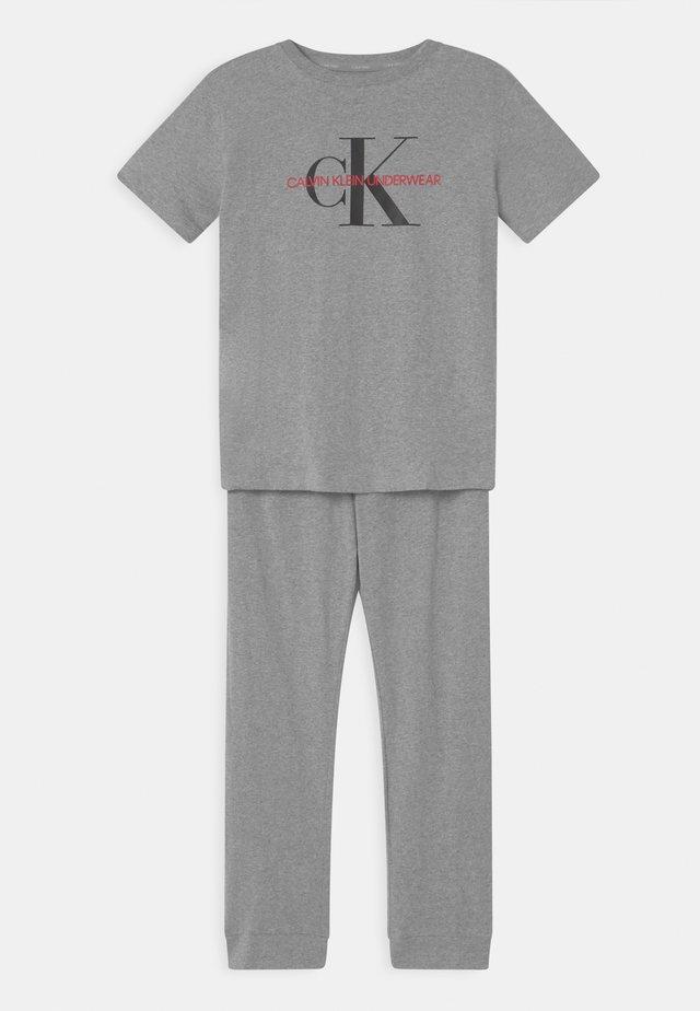 UNISEX - Pyjama - grey heather