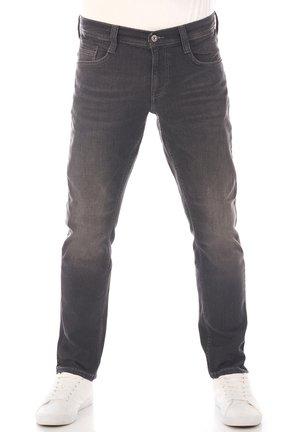 OREGON - Slim fit jeans - denim black