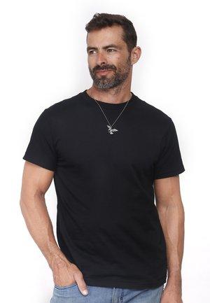 ADLER VOGEL - Necklace - silver-coloured