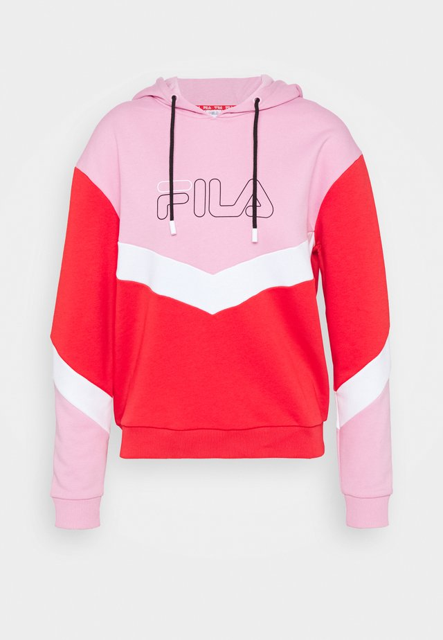 LACEY - Hoodie - poppy red