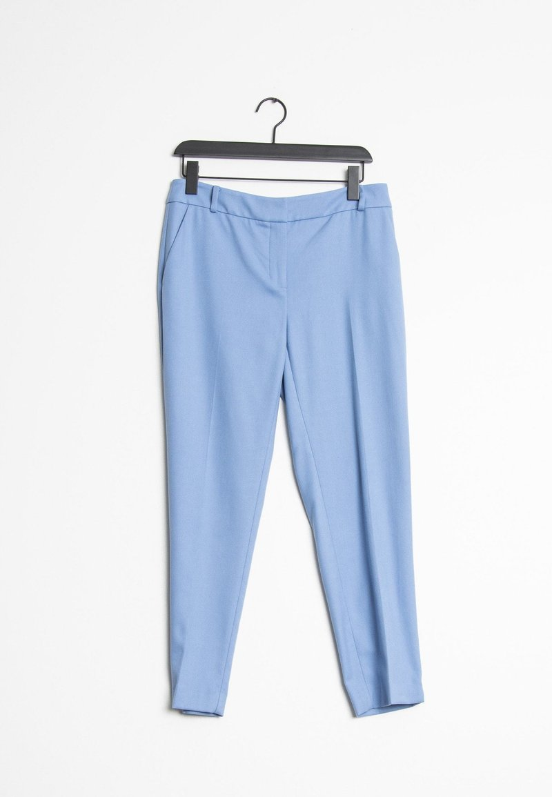 HALLHUBER - Trousers - blue