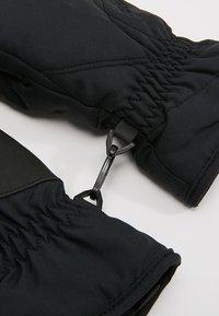 Ziener - KATA LADY GLOVE - Gloves - black - 4