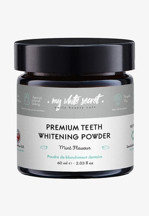 WHITENING POWDER - Tandpleje - -