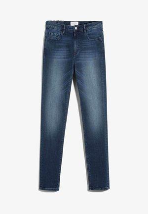 TILLAA CIRCULAR - Jeans Skinny Fit - navy blue