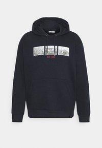 Nominal - CITY HOOD - Sweatshirt - navy - 5