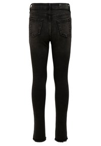 Kids ONLY - Jeans Skinny Fit - black denim - 1