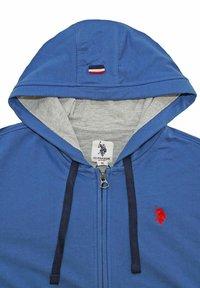 U.S. Polo Assn. - Zip-up sweatshirt - blau - 3