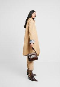 Anna Field - Across body bag - brown - 1