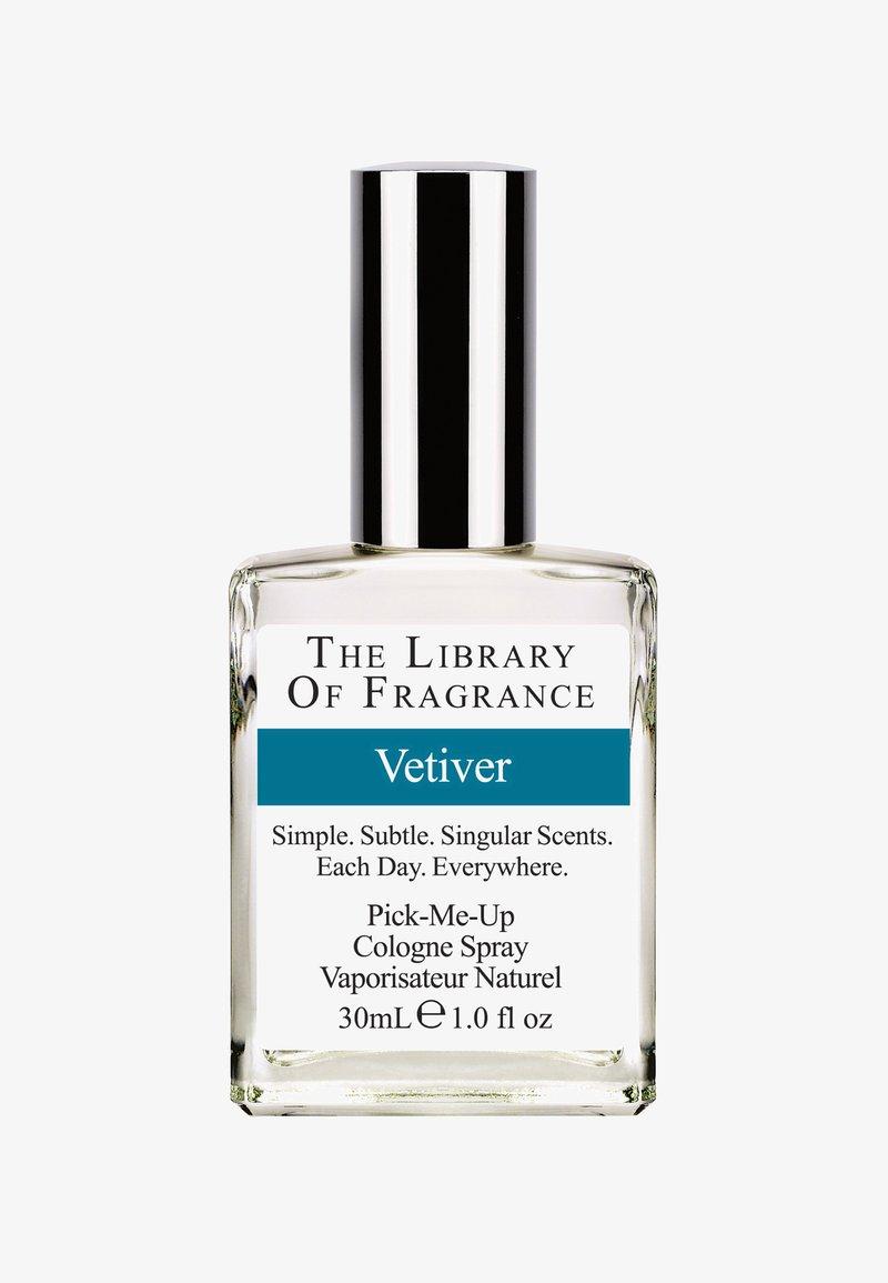 The Library of Fragrance - EAU DE COLOGNE - Eau de Cologne - vetiver
