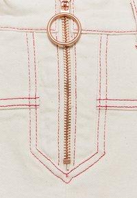 See by Chloé - Mini skirt - buttercream - 2