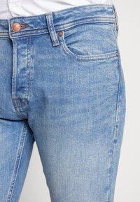 Jack & Jones - MIKE ORIGINAL - Jeans a sigaretta - blue denim - 3