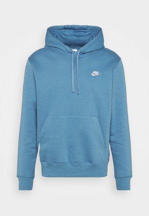 CLUB HOODIE - Felpa - dutch blue