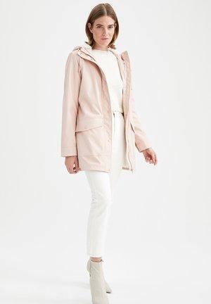 REGULAR - Winter coat - pink