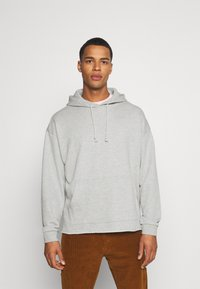 YOURTURN - UNISEX - Hoodie - light grey - 0