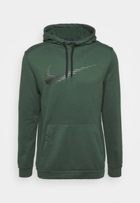 Nike Performance - DRY HOODIE - Felpa con cappuccio - galactic jade - 4