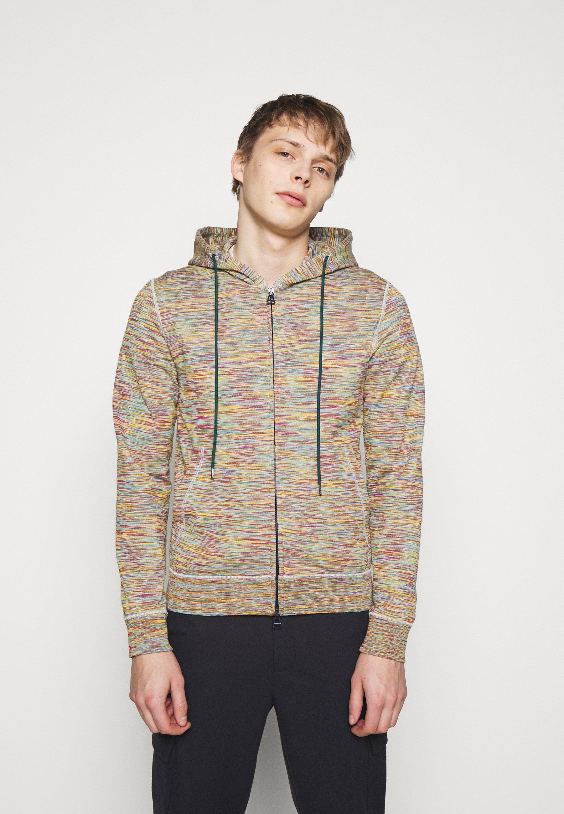 Men CARDIGAN - Zip-up sweatshirt