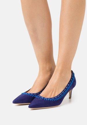 Escarpins - blue