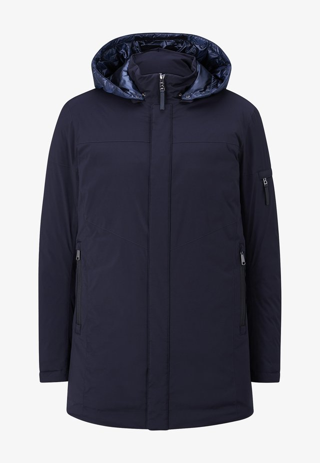 FRANCO - Down jacket - navy-blau