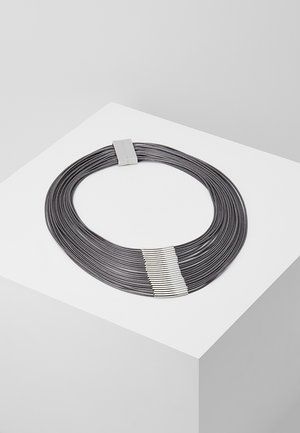 LIV - Náhrdelník - silver/grey