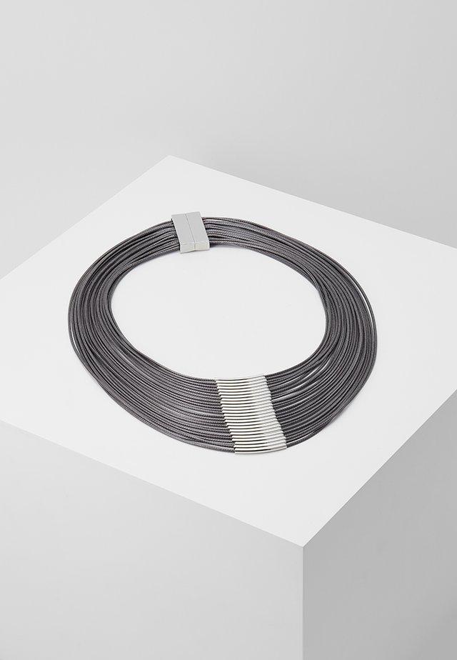 LIV - Collana - silver/grey