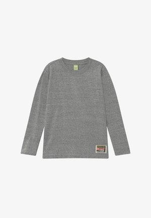 ARTWORKS - T-shirt à manches longues - grey