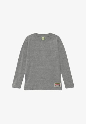 ARTWORKS - Camiseta de manga larga - grey