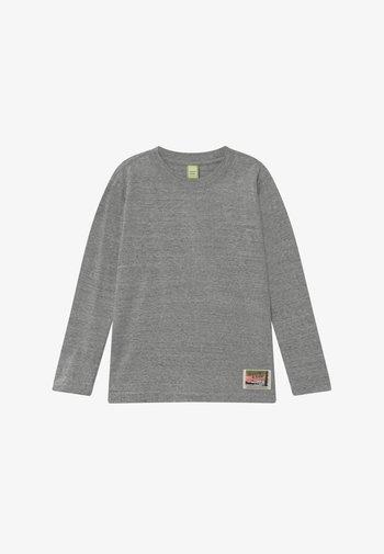 ARTWORKS - Long sleeved top - grey