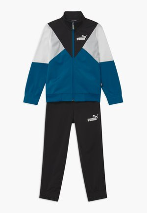 REBEL SUIT SET - Tracksuit - digi-blue
