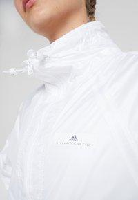 adidas by Stella McCartney - JACKET - Sportovní bunda - white - 5