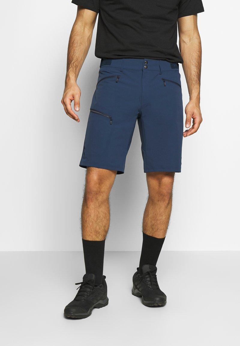 Norrøna - FALKETIND FLEX SHORTS - Outdoor shorts - indigo night